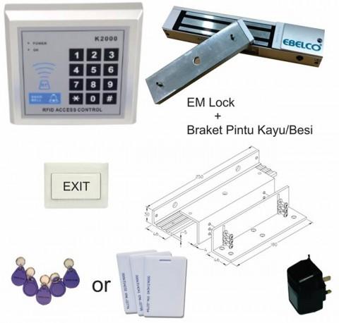Kunci Magnet Digital RFID
